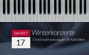 Winterkonzerte 2017