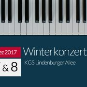 Winterkonzerte 2017 in der KGS Lindenburger Allee