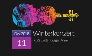 Winterkonzert 2018 in der KGS Lindenburger Allee