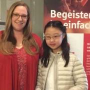 Emma Peng-Sarah Hansen-Wettbewerb