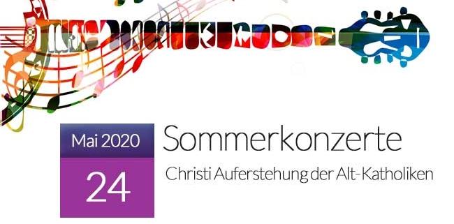 Sommerkonzerte 2020